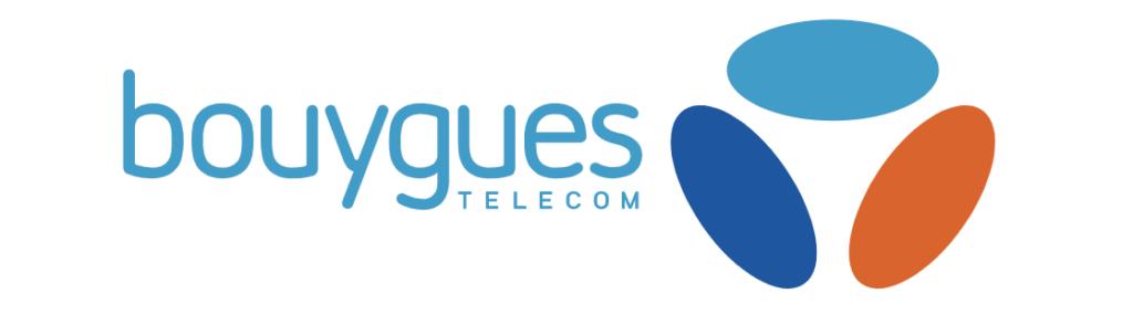 Bouygues Telecomのロゴ