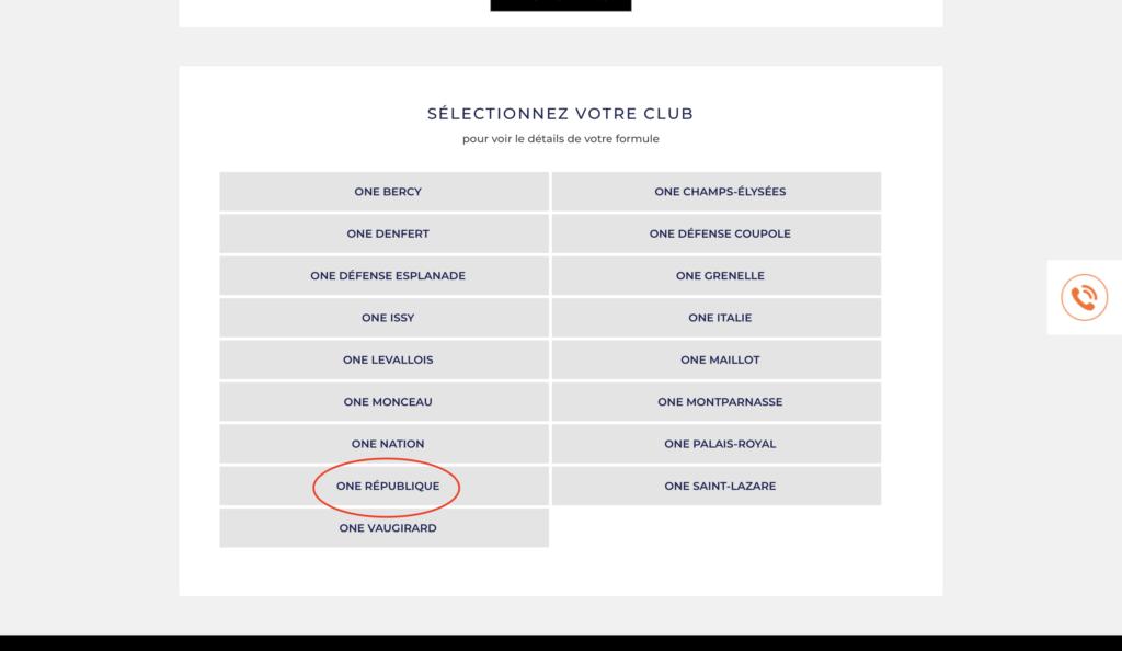 CMG Sports clubのオンライン登録手順3