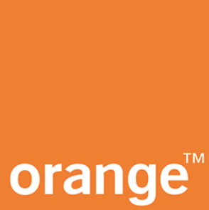 orangeのロゴ